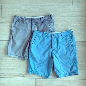 Hollister Shorts Bundle (Size 32)